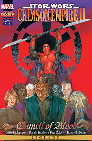 Star Wars: Crimson Empire II - Council of Blood (1998-1999) #1 (of 6)