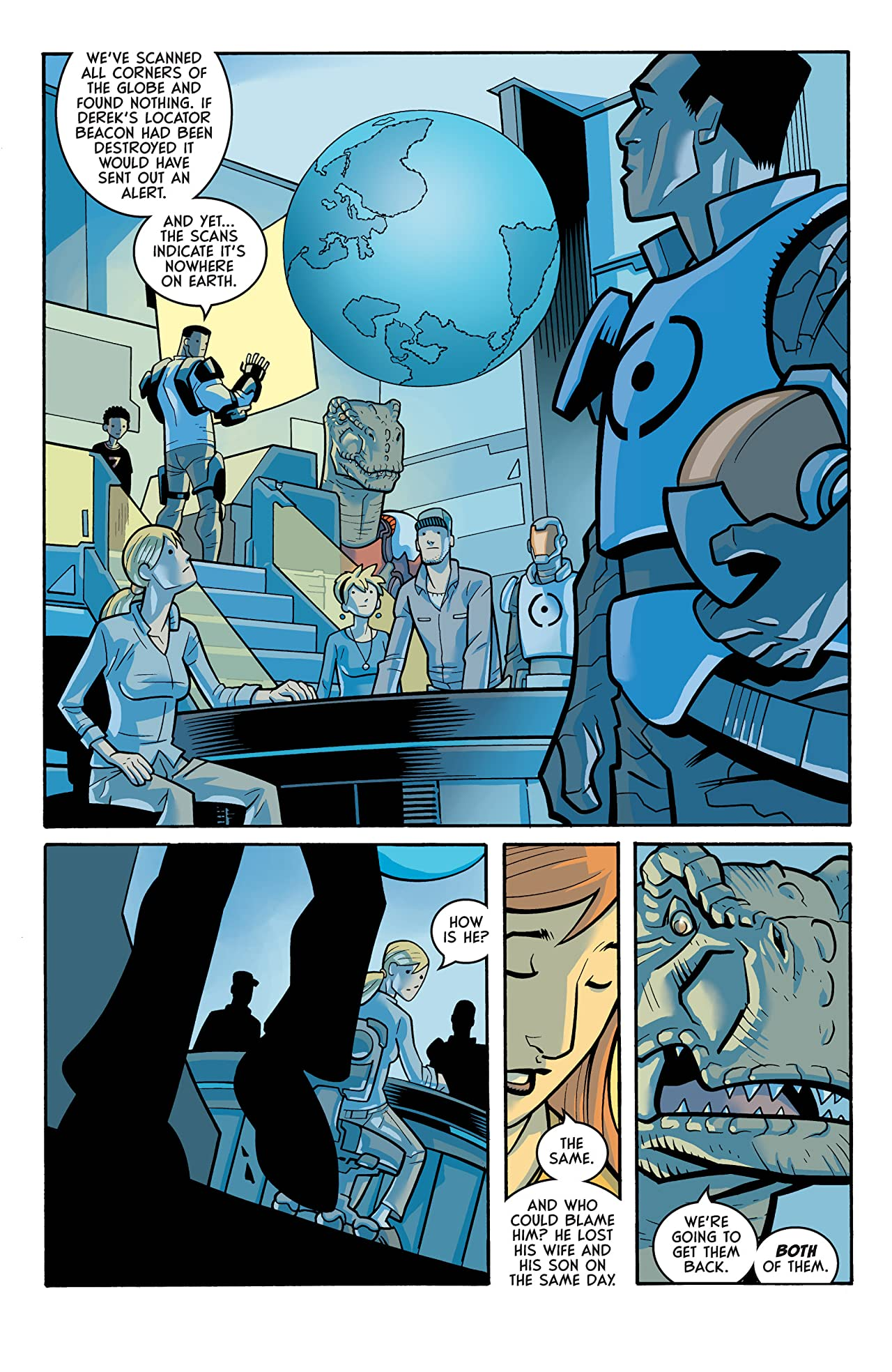 Super Dinosaur #12