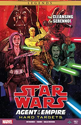 Star Wars: Agent of the Empire - Hard Targets (2012-2013) #2 (of 5)
