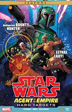 Star Wars: Agent of the Empire - Hard Targets (2012-2013) #4 (of 5)