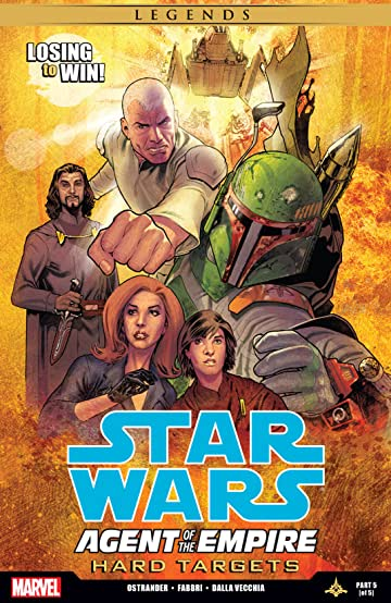 Star Wars: Agent of the Empire - Hard Targets (2012-2013) #5 (of 5)
