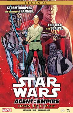 Star Wars: Agent of the Empire - Iron Eclipse (2011-2012) #1 (of 5)