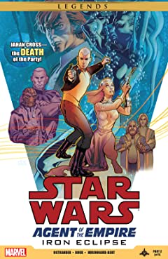 Star Wars: Agent of the Empire - Iron Eclipse (2011-2012) #2 (of 5)