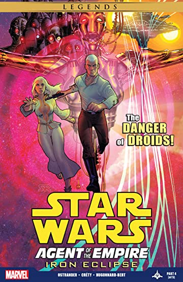 Star Wars: Agent of the Empire - Iron Eclipse (2011-2012) #4 (of 5)