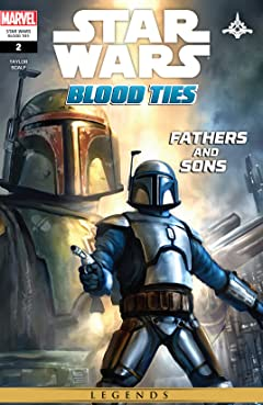 Star Wars: Blood Ties (2010) #2 (of 4)