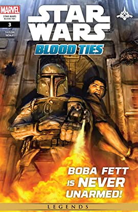 Star Wars: Blood Ties (2010) #3 (of 4)