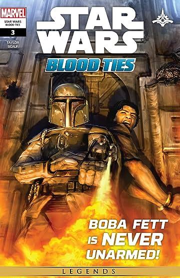 Star Wars: Blood Ties (2010) #3 (of 4)