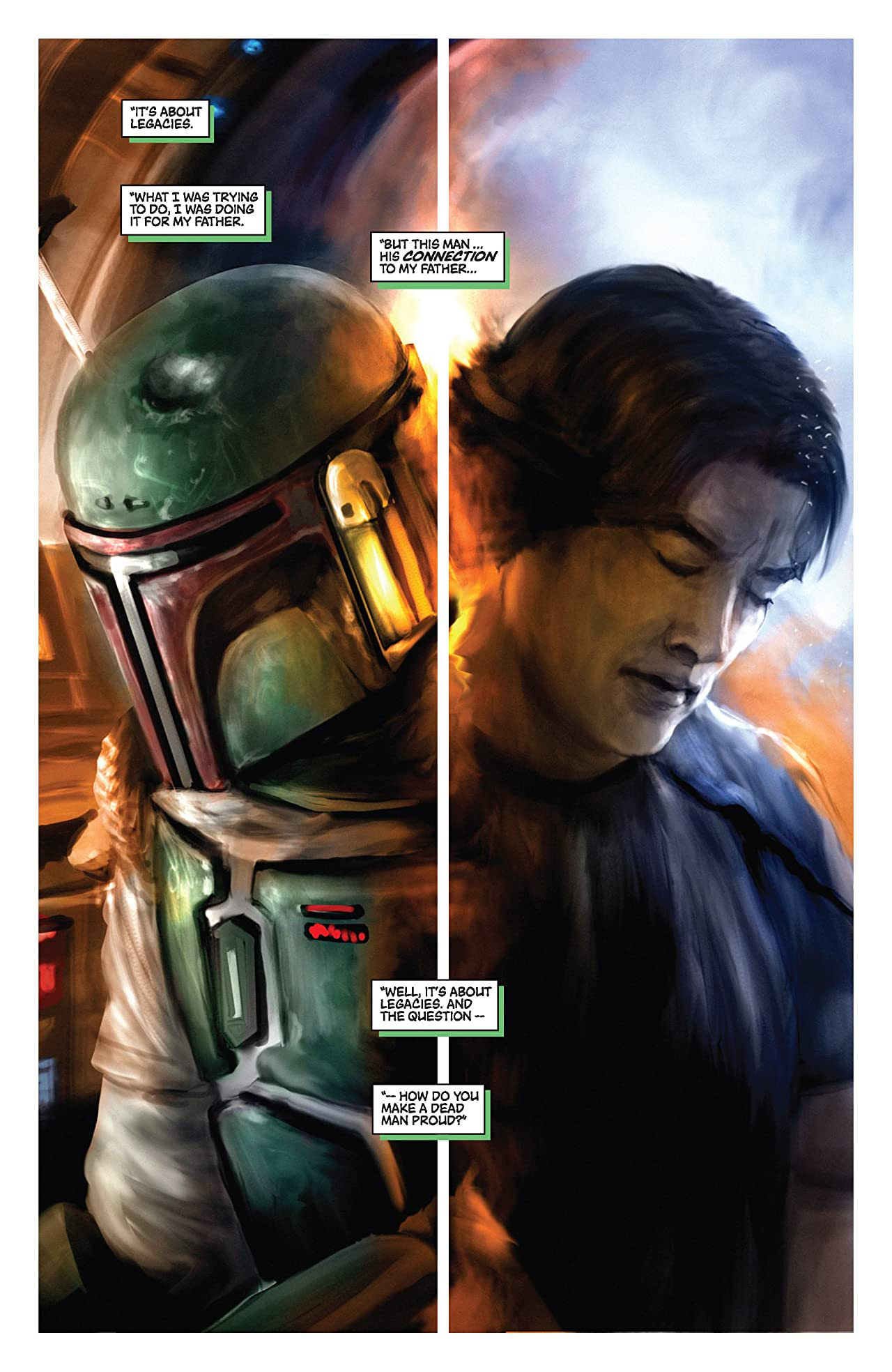 Star Wars: Blood Ties (2010) #4 (of 4)