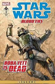 Star Wars: Blood Ties - Boba Fett is Dead (2012) #1 (of 4)
