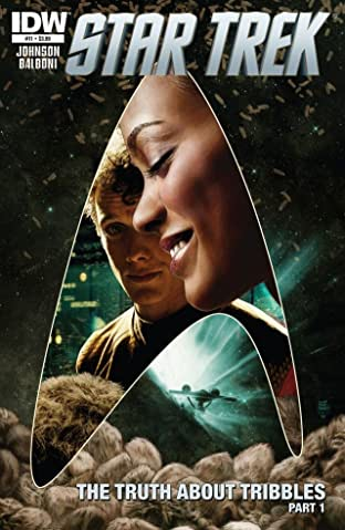 Star Trek (2011-2016) No.11