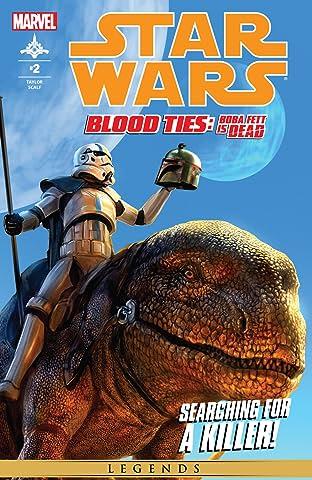 Star Wars: Blood Ties - Boba Fett is Dead (2012) #2 (of 4)