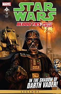 Star Wars: Blood Ties - Boba Fett is Dead (2012) #3 (of 4)