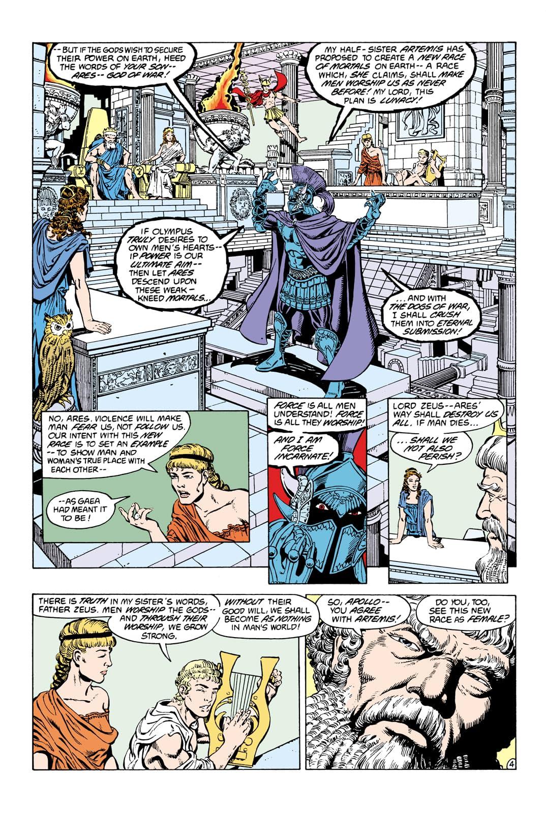 Wonder Woman (1987-2006) #1