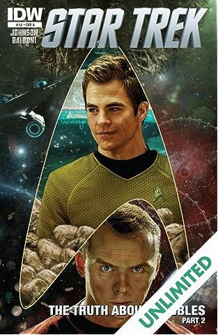 Star Trek (2011-2016) #12