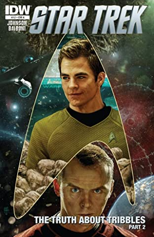 Star Trek (2011-2016) No.12