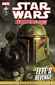 Star Wars: Blood Ties - Boba Fett is Dead (2012) #4 (of 4)