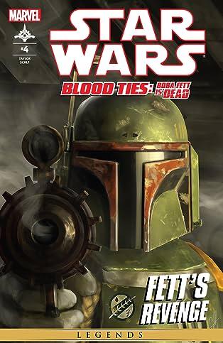 Star Wars: Blood Ties - Boba Fett is Dead (2012) #4 (of 4)