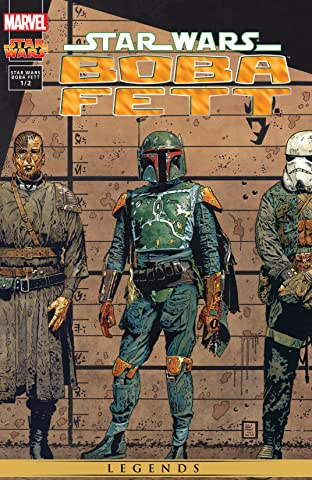 Star Wars: Boba Fett (1997) #½