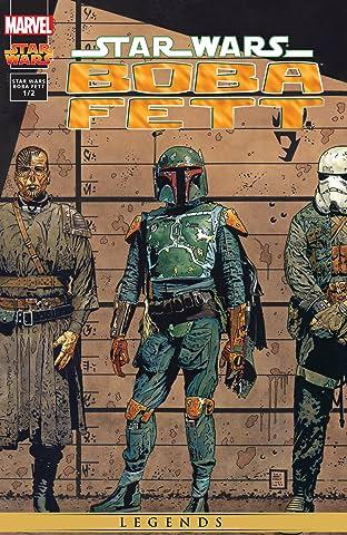 Star Wars: Boba Fett (1997) No.½