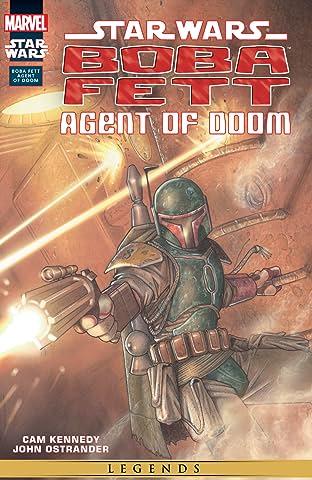 Star Wars: Boba Fett - Agent of Doom (2000) No.1
