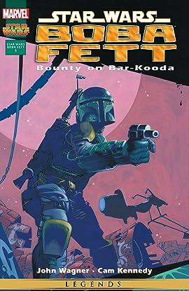 Star Wars: Boba Fett - Bounty on Bar-Kooda (1995) #1