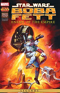 Star Wars: Boba Fett - Enemy of the Empire (1999) #1 (of 4)