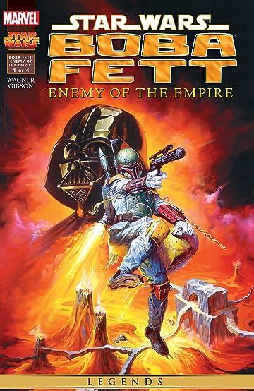 Star Wars: Boba Fett - Enemy of the Empire (1999) #1 (of 4)