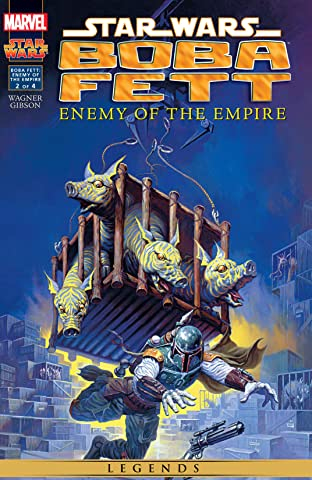 Star Wars: Boba Fett - Enemy of the Empire (1999) #2 (of 4)