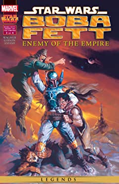 Star Wars: Boba Fett - Enemy of the Empire (1999) #3 (of 4)