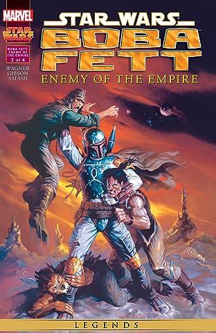Star Wars: Boba Fett - Enemy of the Empire (1999) #3 (of 4)