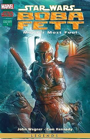 Star Wars: Boba Fett - Murder Most Foul (1997) No.1
