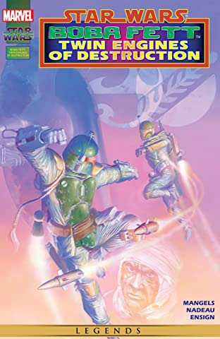 Star Wars: Boba Fett - Twin Engines of Destruction (1997) #1