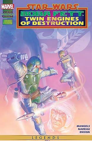 Star Wars: Boba Fett - Twin Engines of Destruction (1997) No.1