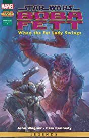 Star Wars: Boba Fett - When The Fat Lady Swings (1996) #1