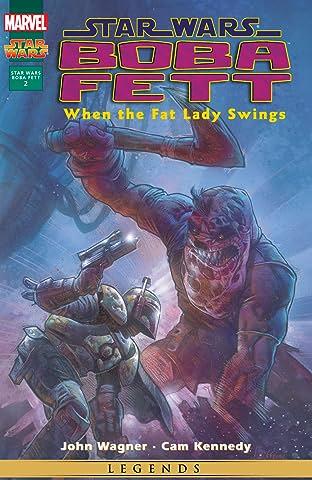 Star Wars: Boba Fett - When The Fat Lady Swings (1996) No.1