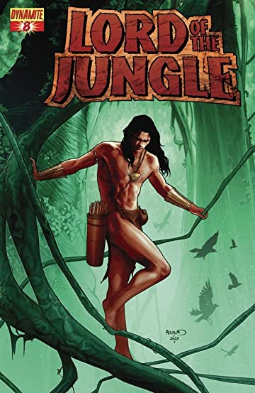 Lord of the Jungle #8