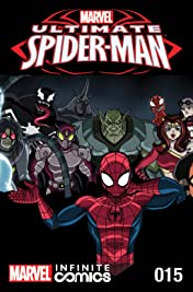 Ultimate Spider-Man Infinite Comic #15