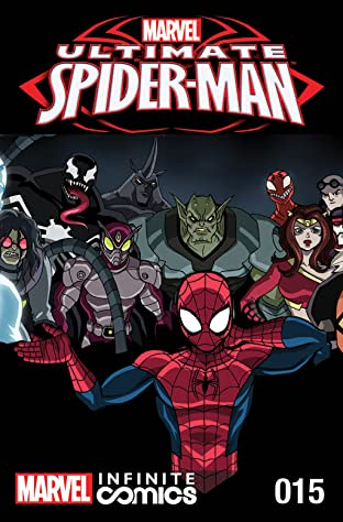 Ultimate Spider-Man Infinite Comic No.15
