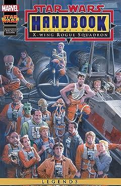 Star Wars Handbook (1998-2000) #1: X-Wing Rogue Squadron