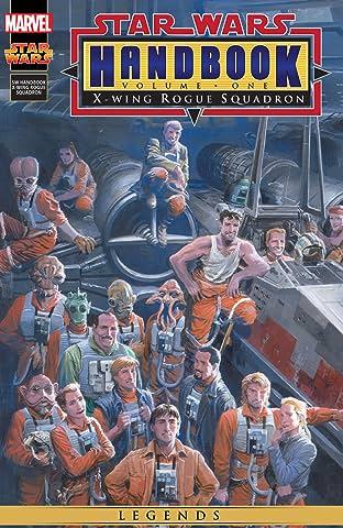 Star Wars Handbook (1998-2000) No.1: X-Wing Rogue Squadron