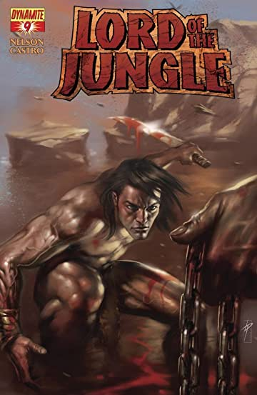 Lord of the Jungle #9