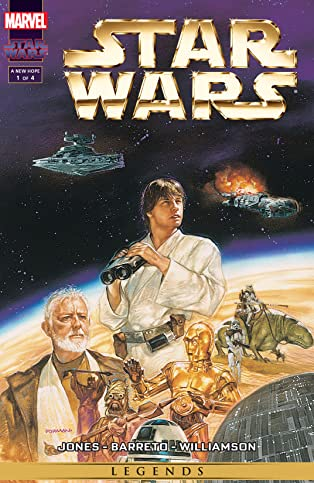 Star Wars: A New Hope - Special Edition (1997) #1 (of 4)