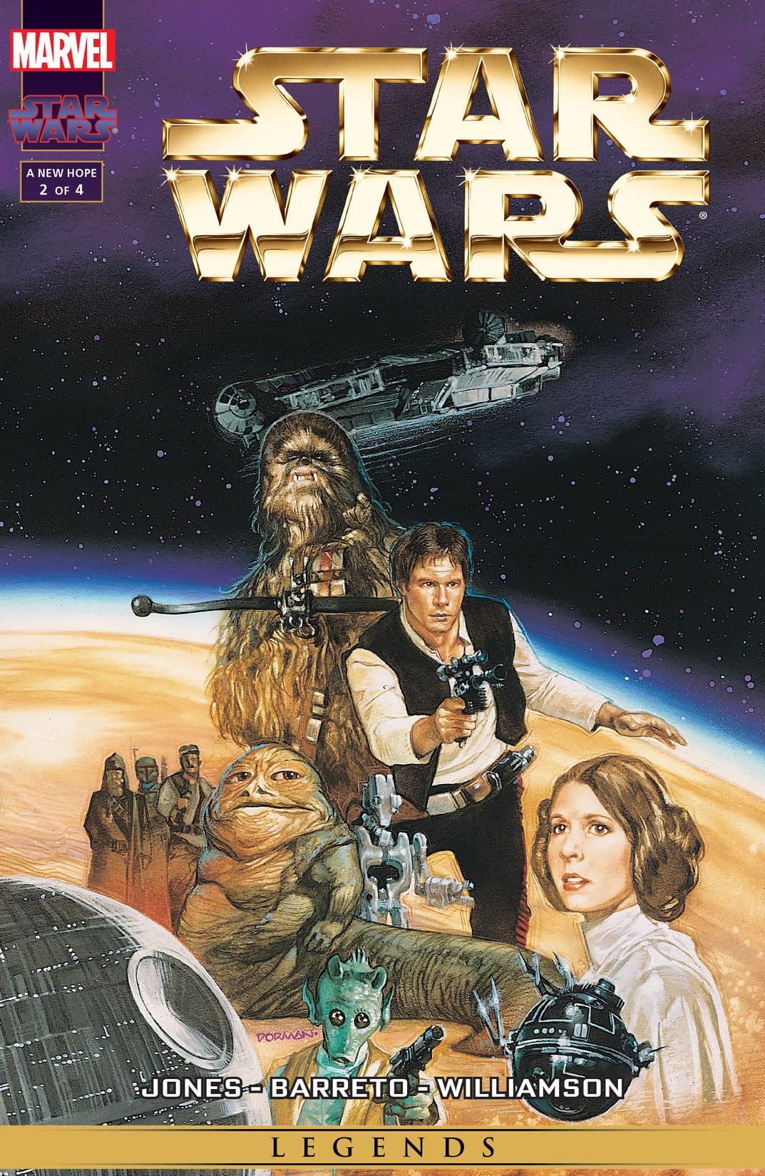Star Wars: A New Hope - Special Edition (1997) #2 (of 4)