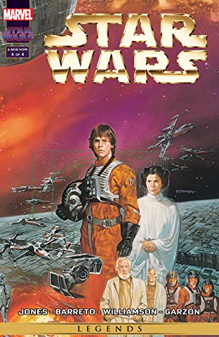 Star Wars: A New Hope - Special Edition (1997) #4 (of 4)