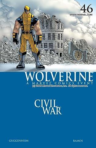 Wolverine (2003-2009) #46