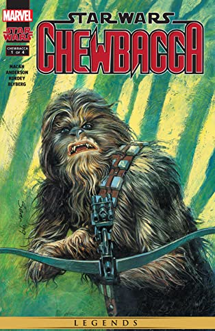 Star Wars: Chewbacca (2000) #1 (of 4)