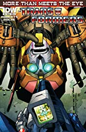 Transformers: More Than Meets the Eye (2011-2016) #6
