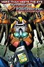 Transformers: More Than Meets the Eye (2011-) #6