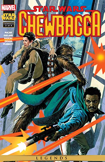 Star Wars: Chewbacca (2000) #3 (of 4)
