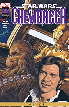 Star Wars: Chewbacca (2000) #4 (of 4)